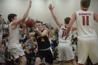 WCT Sports Show: Boys basketball All-Star draft