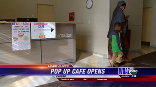Pop-up cafe fights local hunger with Fall flavors