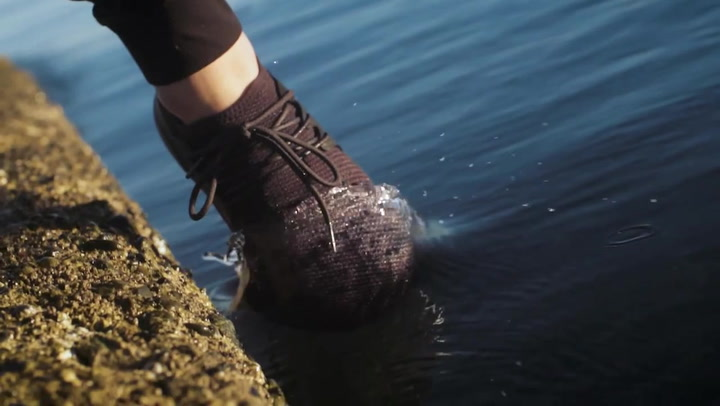 These Cutting Edge Waterproof Shoes Could Change the Sneaker Game Forever