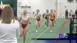 NDSU women and men claim Summit League Indoor Track titles
