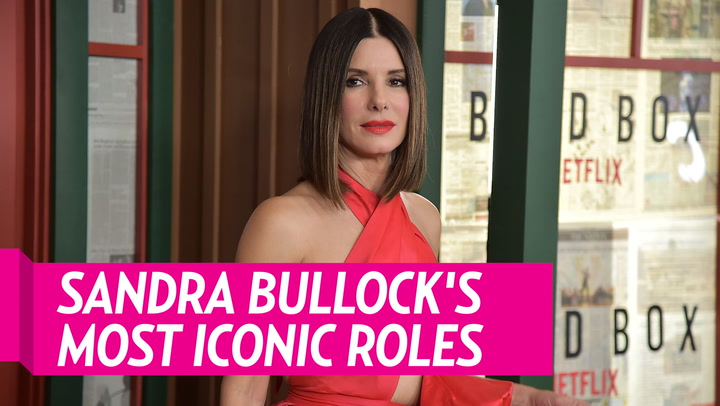 Sandra Bullock's Most Iconic Roles, From 'Miss Congeniality' to 'The Blindside'