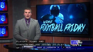 EDC football: Red River, Central, and Devils Lake fall