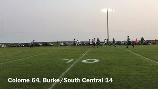 VIDEO: Colome vs. Burke/South Central Highlights