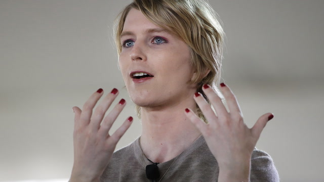 Chelsea Manning makes surprise bid for U.S. Senate seat in Maryland
