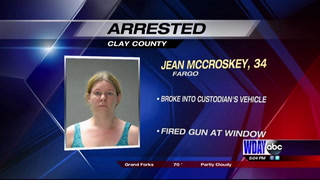 Fargo woman arrested after shooting incident at Hawley school