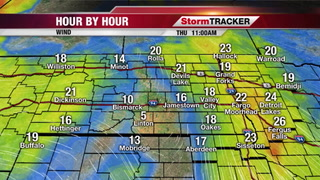 StormTRACKER Weather: Widely Scattered Showers