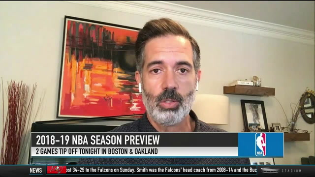 Matt Winer Discusses NBA Surprises, Picks MVP Ahead of Season