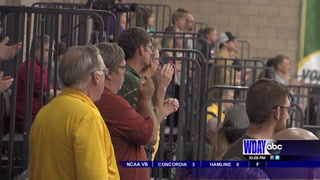 NDSU sweeps IUPUI in straight sets