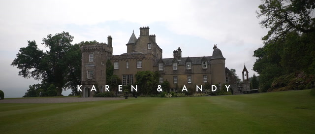Karen Hutcheson + Andy House | Glasgow, Great Britain (UK) | Boturich Castle