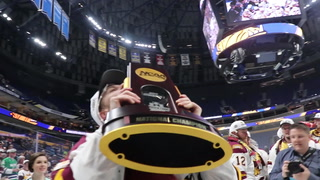 Bulldogs are back-to-back national champions