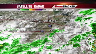 StormTRACKER - Sunday Update