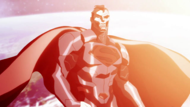 Reign of the Supermen -