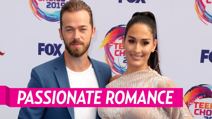 Nikki Bella Says Sex With Artem Chigvintsev Is the 'Best She's Ever Had'