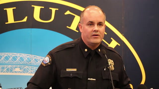 Tusken named Duluth police chief