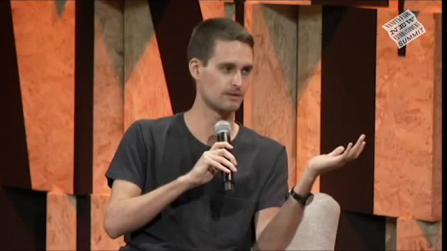 """Snap Inc.'s Evan Spiegel: """"Going Public Was the Right Thing for the Company"""""""