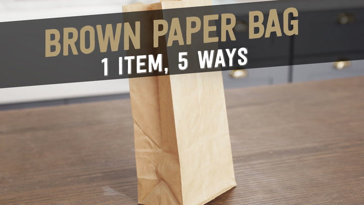 5 Recipes that will make a paper bag your favorite cooking tool (VIDEO)