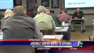 Moorhead juvenile detention center seeks to expand