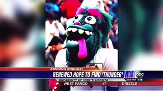 UND students on the hunt to find mascot missing since 1994