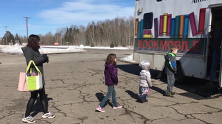 Bookmobile brings books to rural Minnesota towns