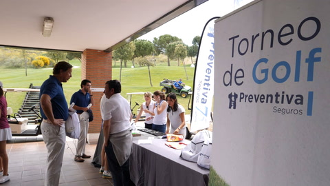 VIII Torneo de Golf en Casino Club de Golf Retamares