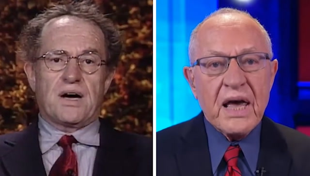 Dershowitz says a high crime is needed for impeachment. That's not what he said in 1988.
