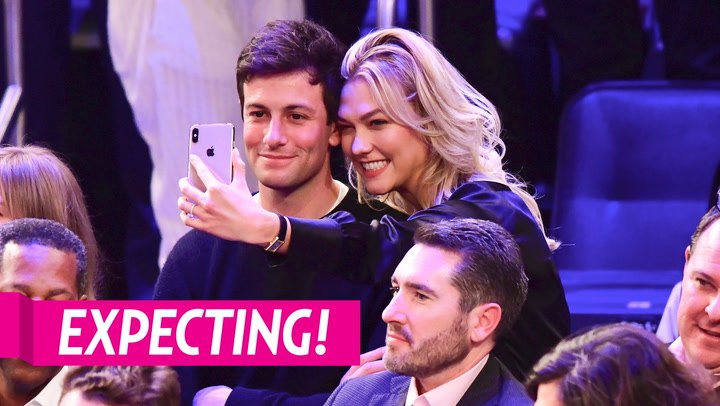 Pregnant Karlie Kloss Shows Baby Bump Ahead of 1st Child With Joshua Kushner