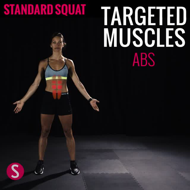 Moves and Muscles: Squat
