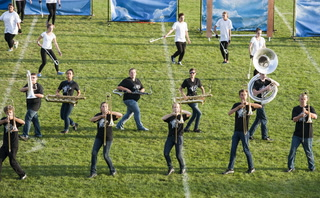 Mitchell Marching Band Community Show