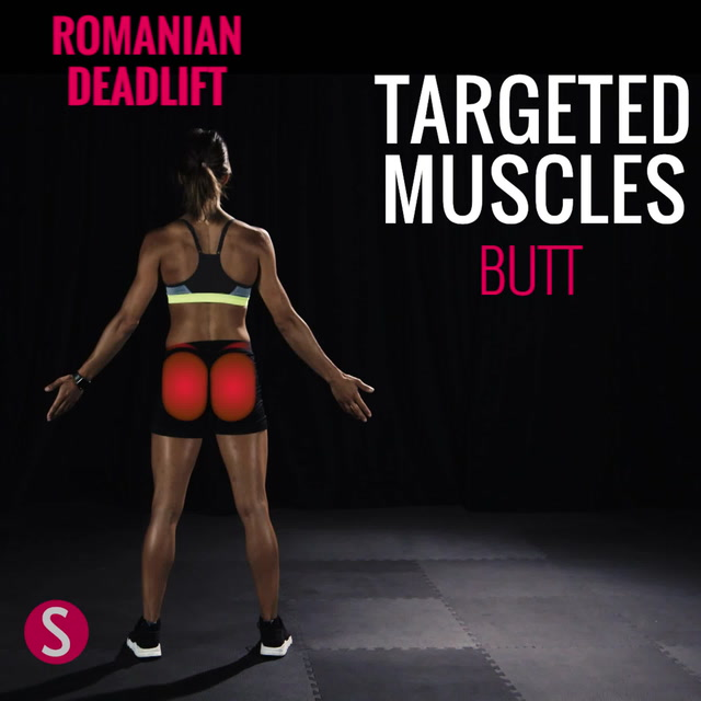 Moves and Muscles: Romanian Deadlift