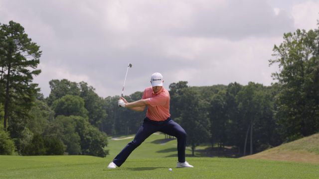 Five steps to hitting Justin Rose's 5-iron flop...if you dare