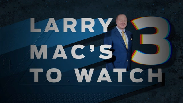 Larry Mac's 3 to watch at Miami