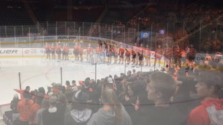 Farmington at state hockey
