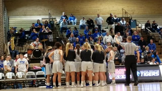 DWU women knock off Mount Marty at the Palace