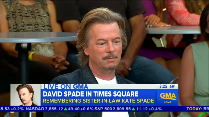 David Spade Talks Sister-in-Law Kate Spade's Suicide: She 'Wouldn't Have Done It 5 Minutes Later'