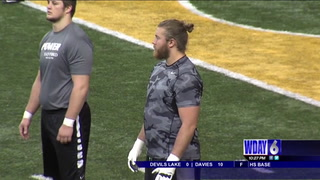 Haeg hoping to follow in Turners footsteps
