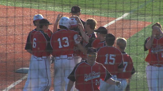HS BSBL: Red River walks off, West Fargo edges GFC, EGF sweeps DL