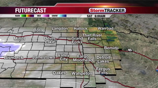 Flurries Possible Today & Tomorrow... Tracking Next Chance for Heavier Snow
