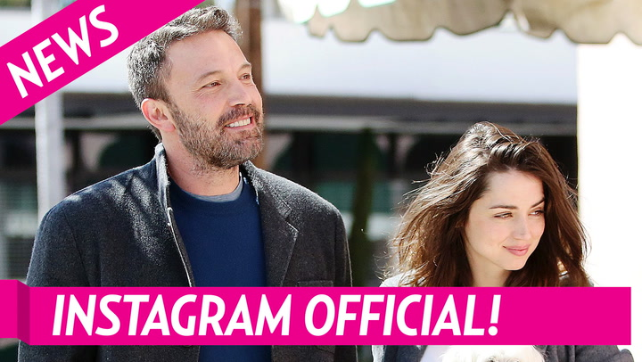 Going Strong! Ben Affleck and Ana de Armas 'Basically Live Together'