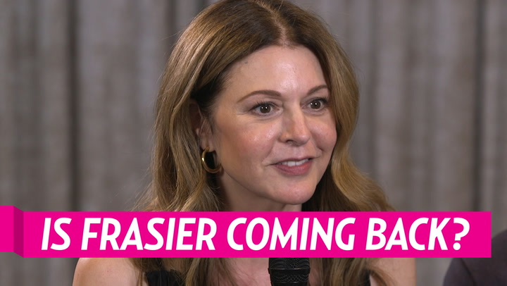 Jane Leeves Hasn't Heard Any Real Plans for a 'Frasier' Revival: I 'Don't Know How That Could Work'