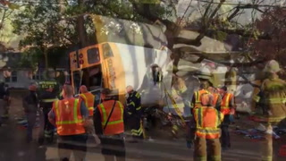 Bus driver charged in deadly Tennessee school bus crash