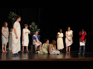 Farmington High School play