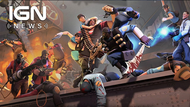Team Fortress 2 Celebrates 10-Year Anniversary With Jungle Inferno Update - IGN News