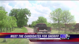 Sheriff candidate meet and greet