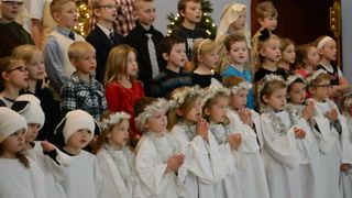 Signs of Christmas concert at St. Agnes School