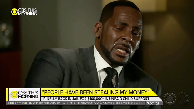 R. Kelly interview day 2: A defiant Kelly breaks down