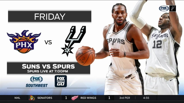 Phoenix Suns vs. San Antonio Spurs preview | Spurs Live