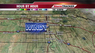 StormTRACKER Weather Webcast Monday Overnight