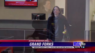 Safety drills held at GFK to prepare for active shooter