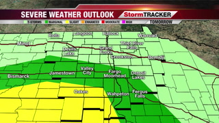 StormTRACKER Weather Sunday Night