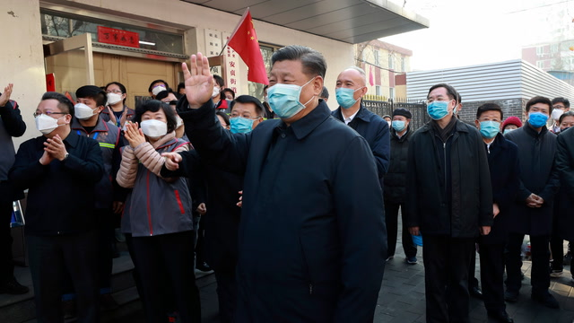 China's Xi Jinping addresses coronavirus fears after conspicuous silence